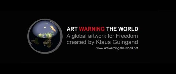 ART WARNING THE WORLD