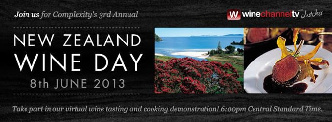 Wine Channel TV Presents 2013 New Zealand Wine Day