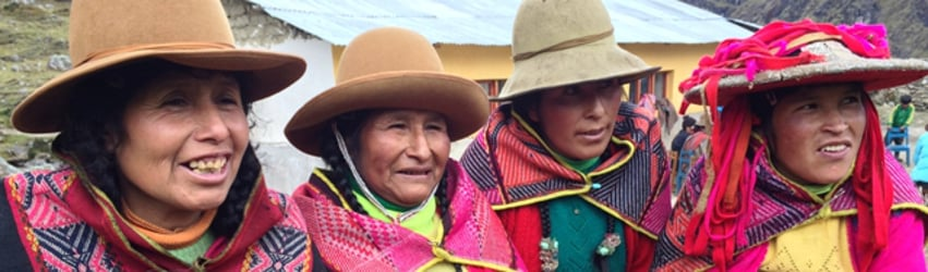 Q'ero Life in Peru: A Partnership
