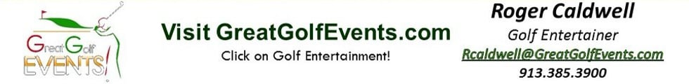 Roger Caldwell - Great Golf Events