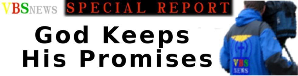 VBSNews - God Keeps His Promises