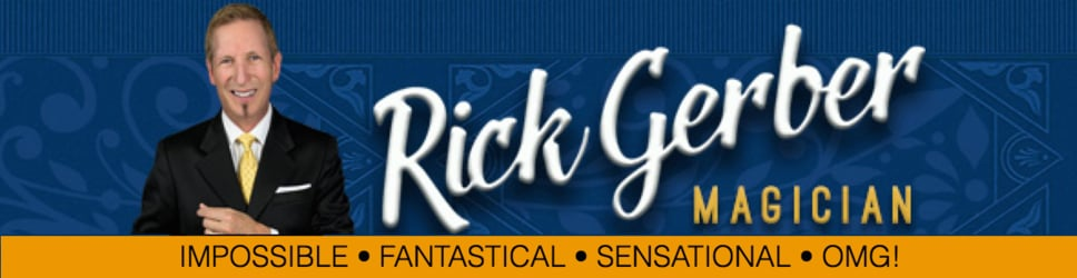 Rick Gerber - Corporate Magician
