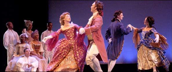 New York Baroque Dance Company / Santa Barbara Workshop