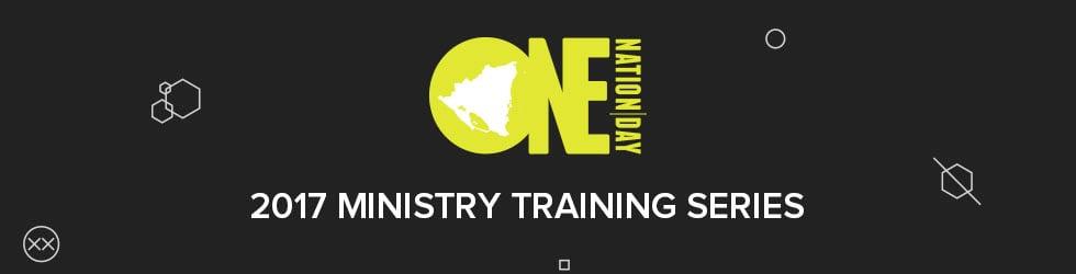 1N1D17 Ministry Training