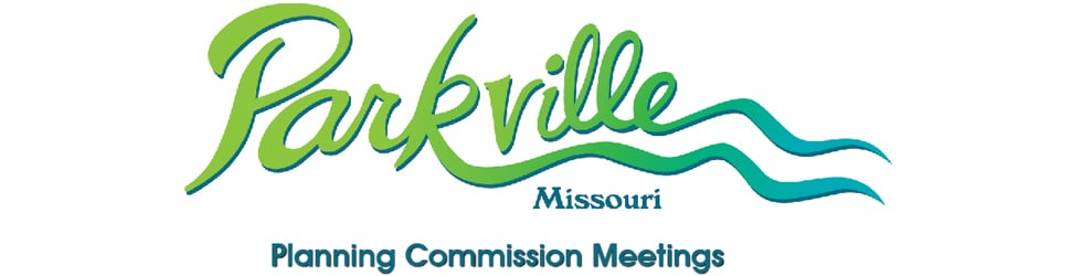 Parkville Planning Commission Meetings