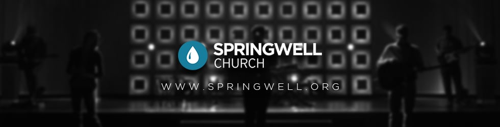 Springwell Sunday Services   2017