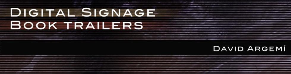 Digital Signage & Book Trailers