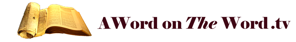 A Word on The Word