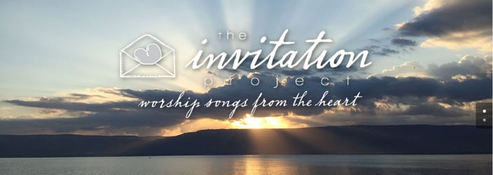 The Invitation Project - Worship Lyric Videos for Small Groups
