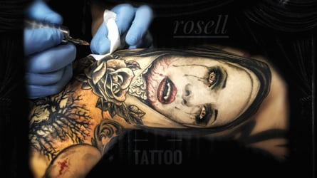 Rosell Tattoo Channel