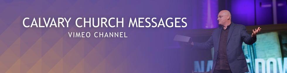 Calvary Church - Messages