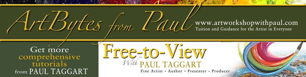 FREE-TO-VIEW ArtBytes from Paul