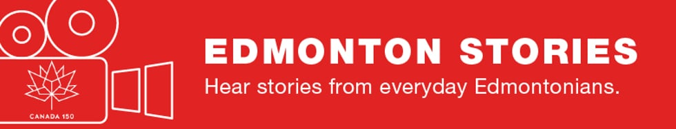 EPL Canada150: Edmonton Stories