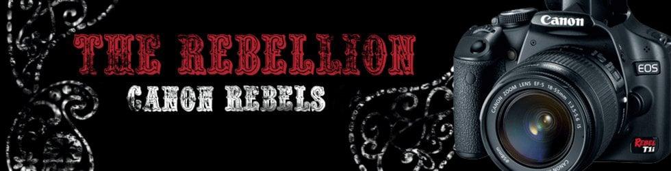 The Rebellion - Canon Rebels