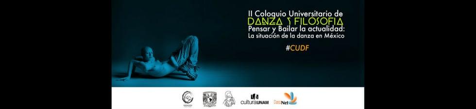 Coloquio Universitario de Danza y Filosofía