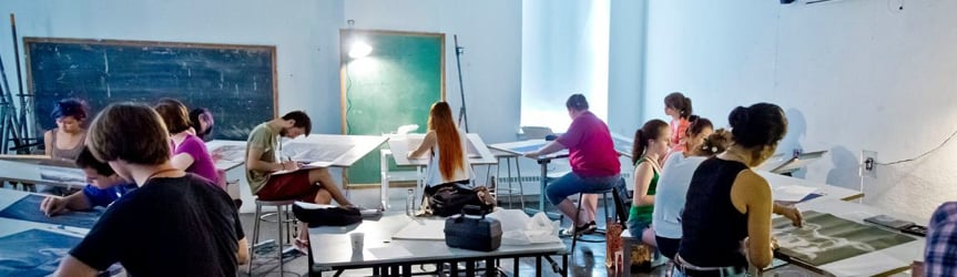 Pre-College Programs at the University of the Arts