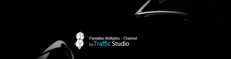 Traffic Studio - Pantallas Múltiples