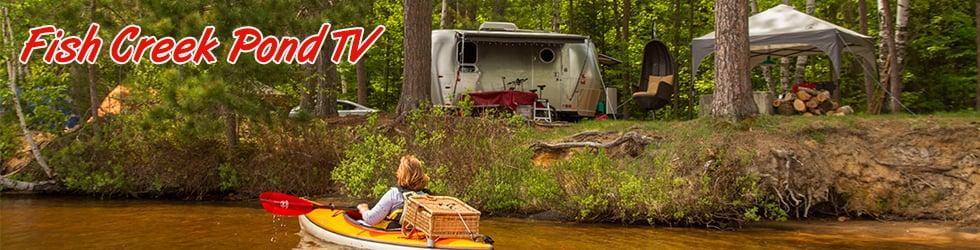 Fish Creek Pond TV