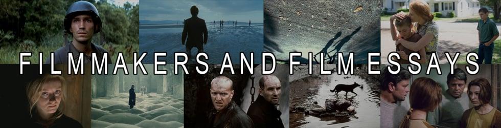 Filmmakers & Film Essays