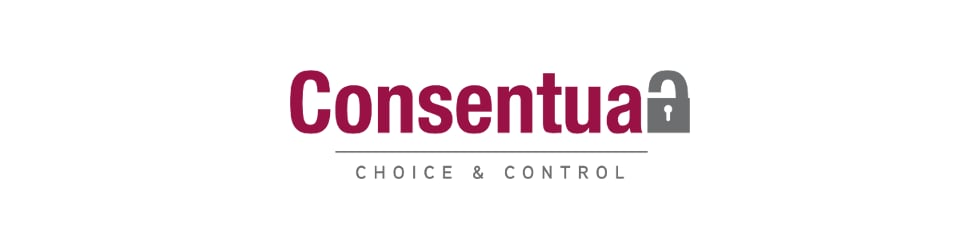 Consentua - enabling choice and control.