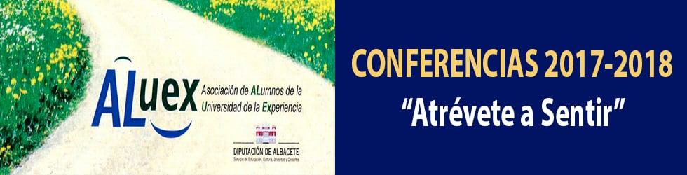 Ciclo de Conferencias ALuex 2017-2018