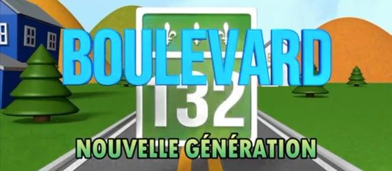 BOULEVARD 132
