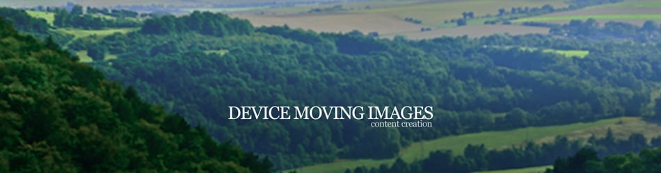 device moving images