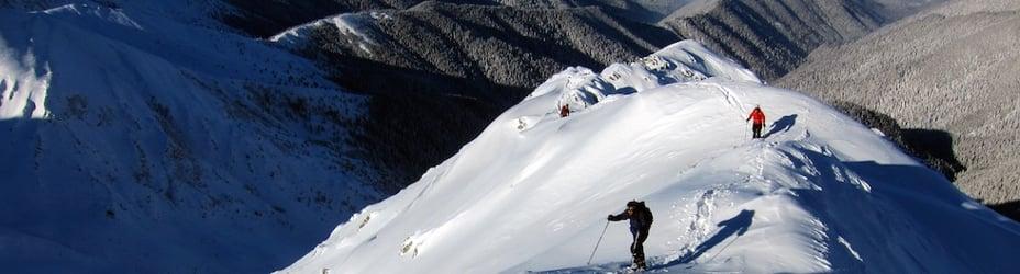Ski Alpinism Romania