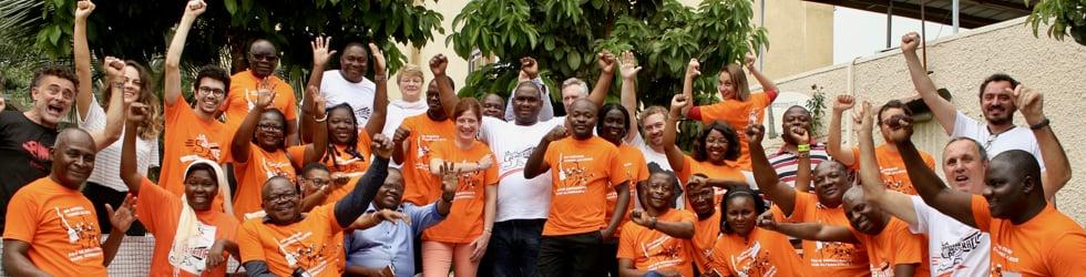 TOURNONS LA PAGE pour l'alternance démocratique en Afrique.