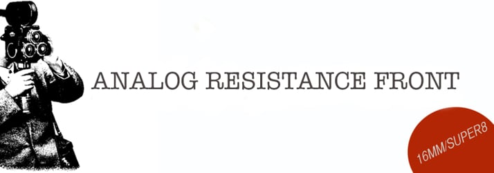 Analog Resistance Front