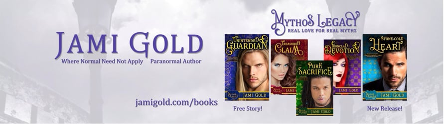 Jami Gold, Paranormal Author
