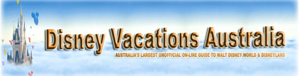 Disney Vacations Australia