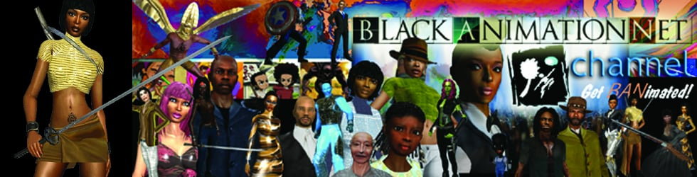 Black Animation Network