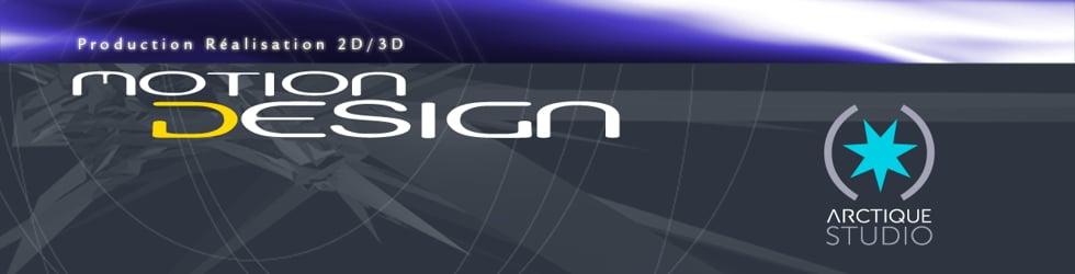 Arctique Studio - Motion Design Audiovisuel et Multimedia
