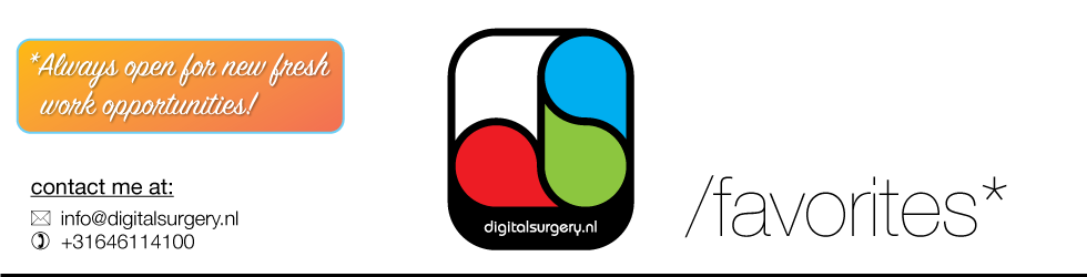 Digital Surgery / Favorites