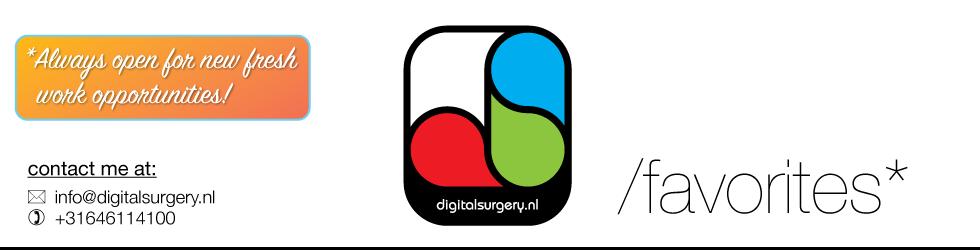 Digital Surgery / Favorites