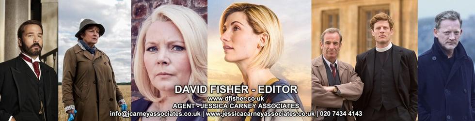 David Fisher - Editor
