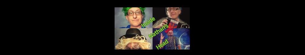 Inside Nathan's Head - He's a LIVE cartoon!!!!