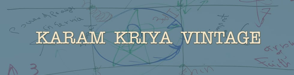 Karam Kriya Vintage