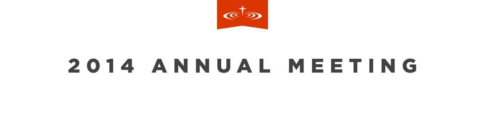2014 Annual Meeting