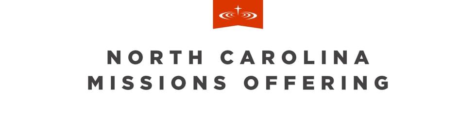 North Carolina Missions Offering