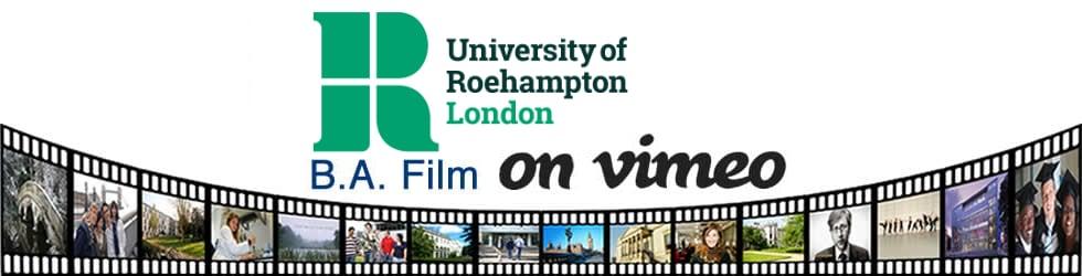 University of Roehampton BA Film