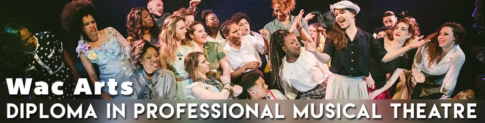 Diploma in Professional Musical Theatre