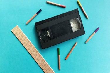 Shot on VHS