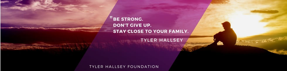 Whatever It Takes - The Tyler Hallsey Foundation