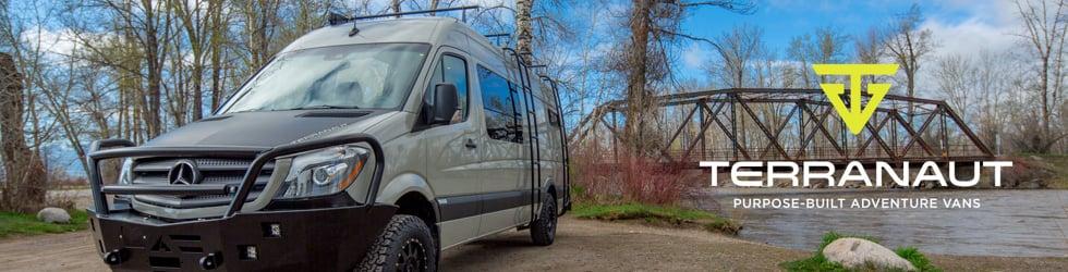 Terranaut Adventure Vans