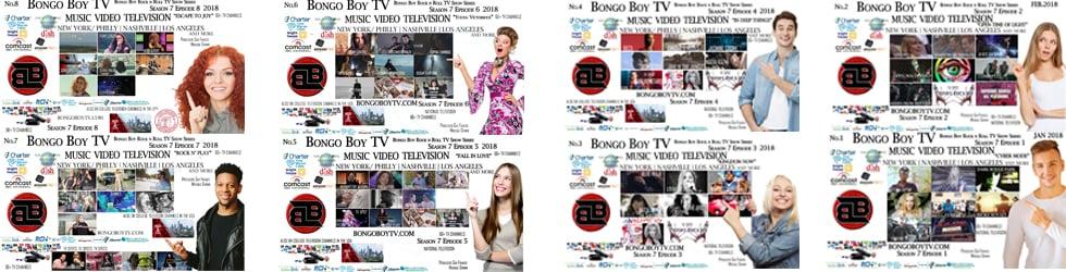 BONGO BOY  TV