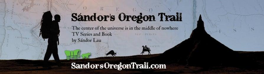 Sándor's Oregon Trail