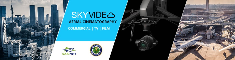SkyVideo Aerial Cinematography