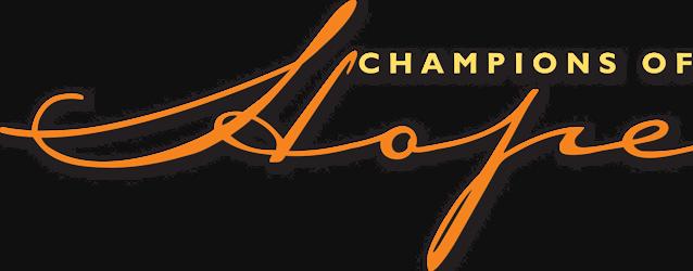 Champions of Hope 2018